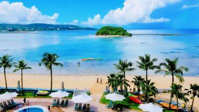 グアム 3泊4日 オンワードビーチリゾート