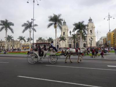 南米旅行 リマ
