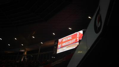 2015/12/22 Arsenal v Manchester City (Emirates Stadium)