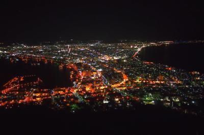 2018年の北海道胆振東部地震後は観光客も少なく、函館の街はガラガラですいてて良かったけど、北海道を盛り上げないとダメだからみんな北海道へ行こうよと感じた旅。