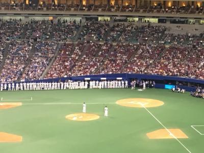 ナゴヤドームで参戦&岡崎 2018.9.29~30