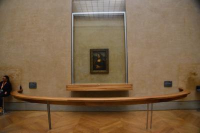 初めてのフランス パリ その3 オルセー美術館、ルーブル美術館、オランジュリー美術館