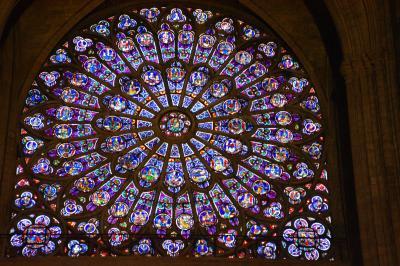 初めてのフランス パリ その4 ノートルダム寺院、サント・シャペル、サン・ジェルマン・デ・プレ教会、サクレ・クール寺院