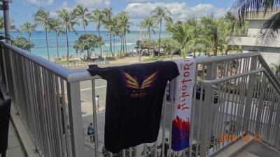 B'Z 30周年ハワイコンサートツアー後をたどって・・・