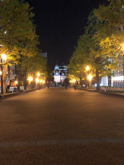 秋の香り 札幌2泊の旅~LCC&デラックスホテル利用