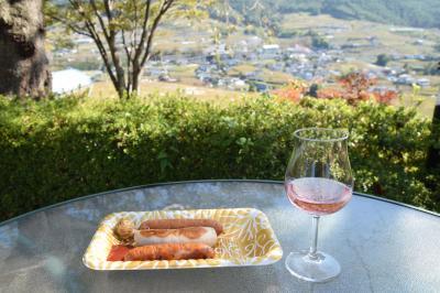 一年で何県行けるかな 勝沼で新種ワインまつり篇
