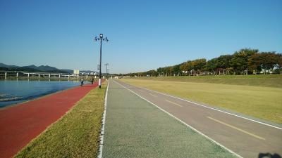 秋を感じながら慶州でトレーニング1泊2日
