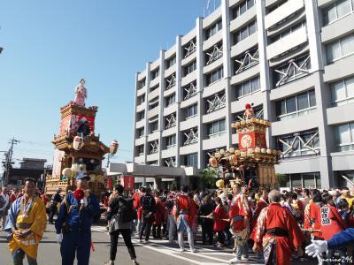 世界が認めた小江戸の大祭@川越まつり 2018