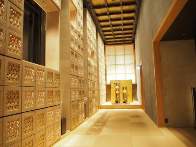 丸の内の小旅行~東京で温泉、そして美術館