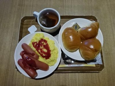 初めての小樽・札幌-6-札幌駅、テレビ塔、ビジネスインノエルⅡ