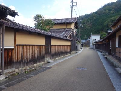 生野の街歩き。木造家屋の多い静かな街です。