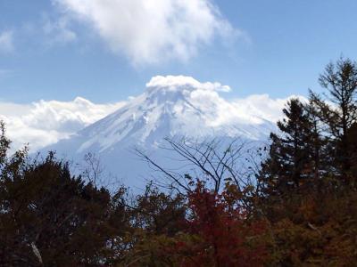 三ッ峠(開運山)登山