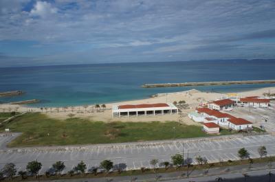 2018年10月沖縄その3 サザンビーチホテル&リゾート沖縄のプレミアムラウンジでゆったり