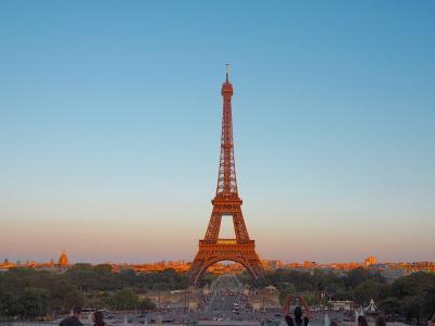 パリ市内1日王道コース