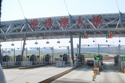 昨日開通したばかり!世界最長の海上橋「港珠澳大橋」を通って 香港からマカオ日帰り旅1★香港からマカオへ 出発編