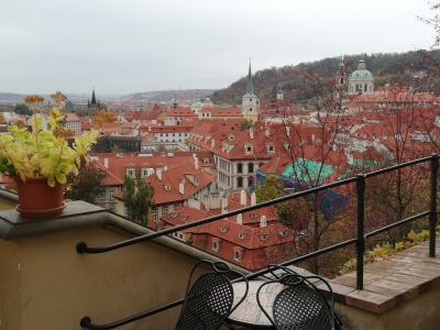 スターアライアンス ビジネスクラスで行く3週間で世界一周(4)「プラハ ダイジェスト」