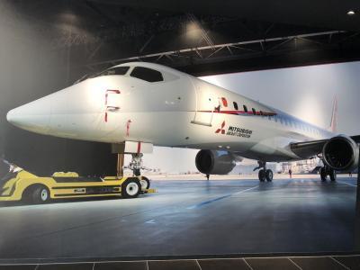 MRJミュージアム&あいち航空ミュージアムへ