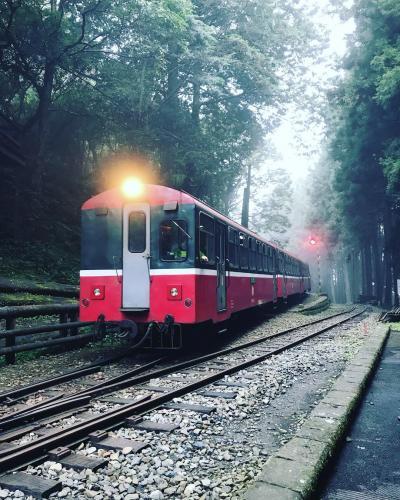 【女子ぼっち旅】阿里山森林鉄道に乗りたい ①阿里山のお膝元、嘉義へ
