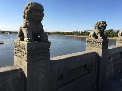 10年ぶりの北京の旅 ②盧溝橋~涿州へ。三国志を訪ねて。