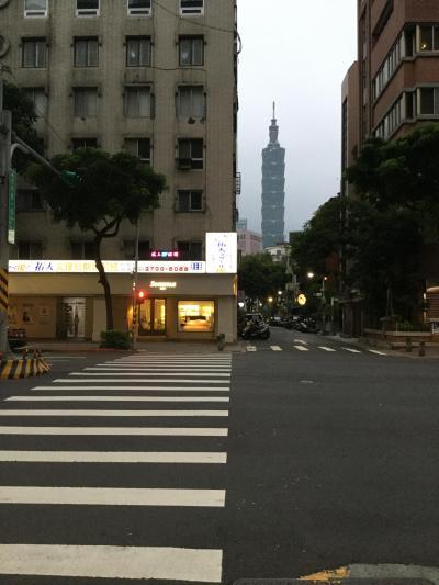 台湾に行きたいワン?鳥の街、台南から台北へ。。(台北・緑豆糕編)