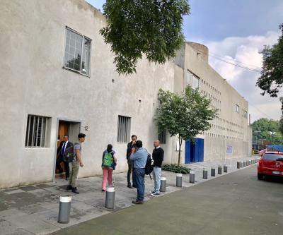 20世紀を代表する世界的建築家ルイスバラガンの自宅兼アトリエをたずねる~2018年8月メキシコシティ
