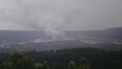 ぐるっとハワイ島1まずは火山公園に行ってみたの巻