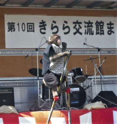 2018年10月 山口県・山陽小野田市 きらら交流館まつりと竜王山でアサギマダラを見ました。