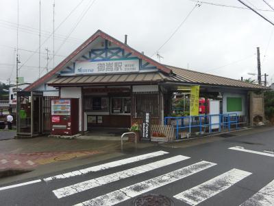 ローカル支線に乗りに、今度は名古屋周辺へ【その3】 名鉄広見線と中山道御嶽宿