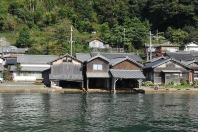 天橋立と伊根の舟屋で美しい景色と美味しい魚料理を満喫しました!