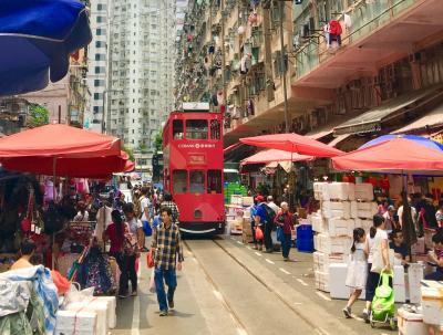 5泊でのんびり香港ステイ
