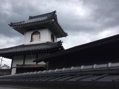 奈良・五條市 重伝建の街並みと安藤忠雄建築