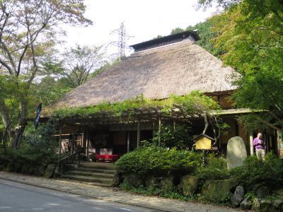 箱根旧街道を歩く
