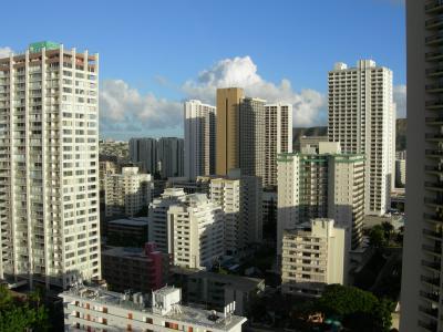 初めてのハワイ旅行