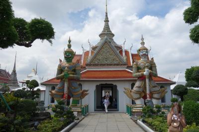 3回目の海外男一人旅 タイ国際航空で行くバンコク旅行記(2日目)