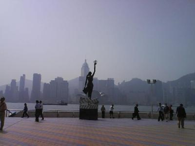 香港2007-Global Sources Fashion 展示会の見学へ