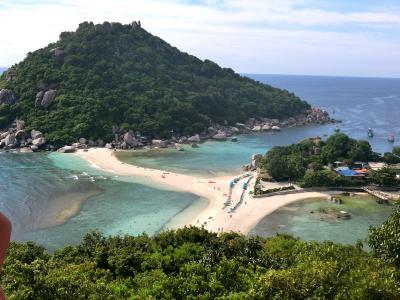 タイはタオ島でまったり