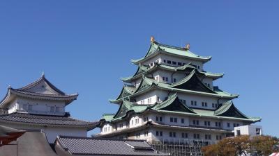 初めての名古屋半日観光