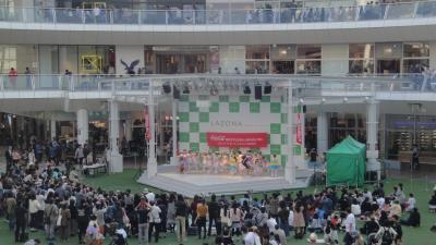 川崎駅前 HELLO WEEN