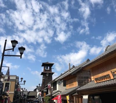 小江戸川越食べ歩き2018