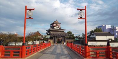 2018年 10月 愛知県 清須市 日吉神社&清州城