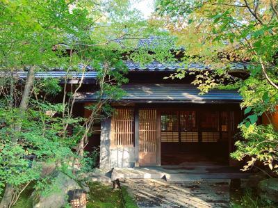秋の南小国町  小田温泉「山しのぶ」で誕生日祝い♡