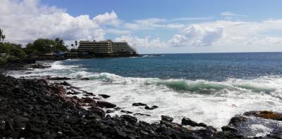 新婚旅行でプライド・オブ・アメリカ【4】~ハワイ島コナ散策~
