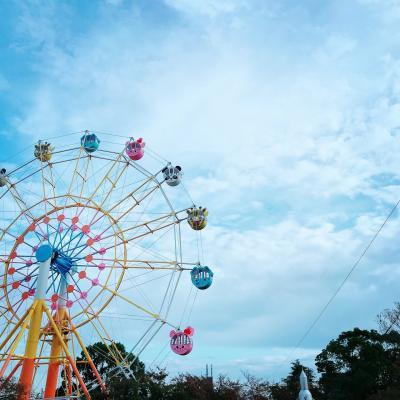 王子公園で動物とアートに癒されるDAY