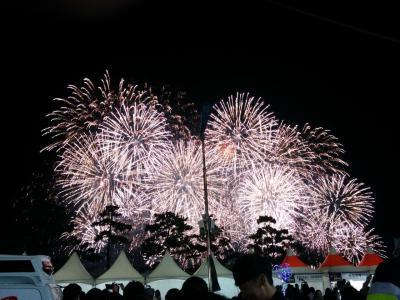 釜山の花火大会