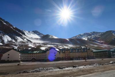 海外スキー おっさん沈黙!  アルゼンチン・ペニテンテスで途方に暮れる旅