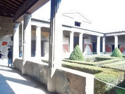メナンドロの家 Vicolo del Menandro  ポンペイ3
