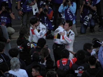 2018年10月 スーパーフォーミュラ・最終戦、WTCR・日本戦(鈴鹿) 日曜日