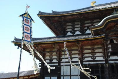 ゴールデンウィークに 奈良・滋賀 奈良まで自走往復─平城遷都1300年祭~山辺の道~竹生島