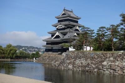 【難行苦行-長野お参りの旅、お寺と神社も参ったが脚と腰もマイッタ】⑤ 長野の魅力にまいった。