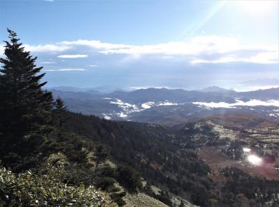 日本国道最高地点(群馬県中之条町)へ行ってきました・・・